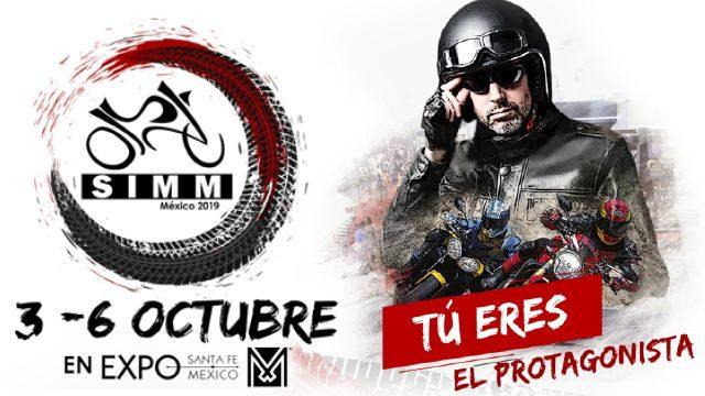 Salón Internacional de la Motocicleta México 2019 (SIMM)