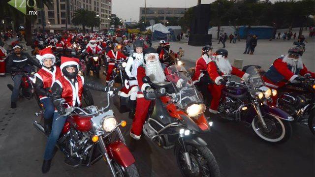 Santa en 2 Ruedas – Décima Segunda Edición – #S2R