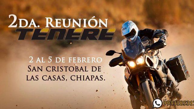Segunda Reunión Tenere en San Cristobal, Chiapas