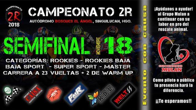 Semifinal 2R 2018