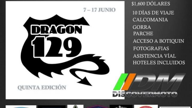 Tail of the Dragon 2018