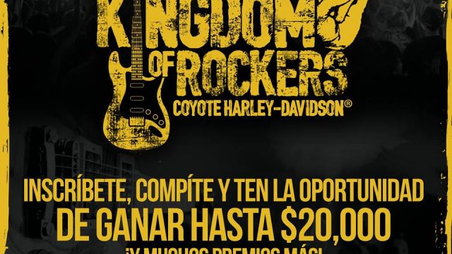 The Kingdom of Rockers!
