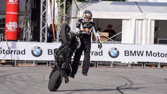 Tour BMW Motorrad Days 2018