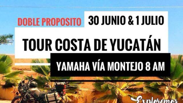 Tour Costa De Yucatán