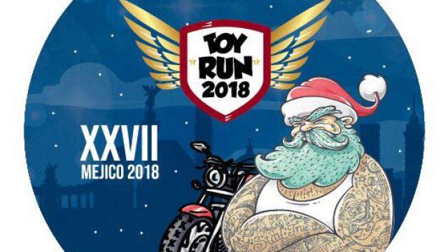 Toy Run Mejico 2018