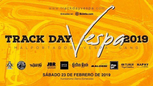 Track Day Vespa 2019