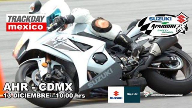 Trackday Motos Suzuki way of life te invita