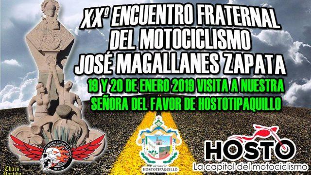 XXº Encuentro Fraternal del Motociclismo en Hostotipaquillo