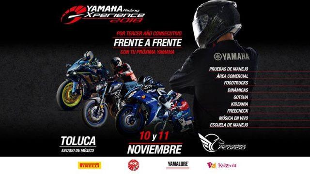 Yamaha Riding Experience 2018