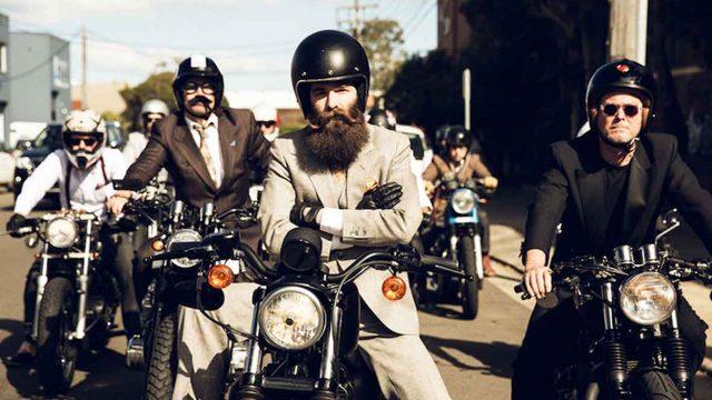 Distinguished Gentleman's Ride México 2017