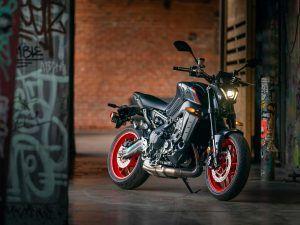 2021 Yamaha MT-09 Primer viaje