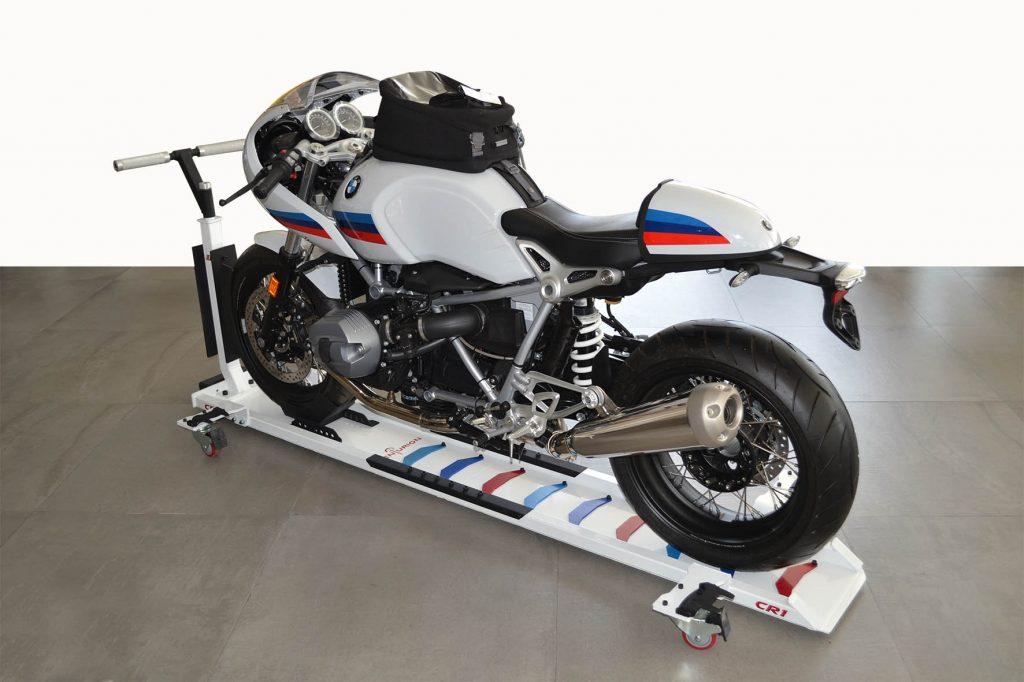 dolly para mover moto CB