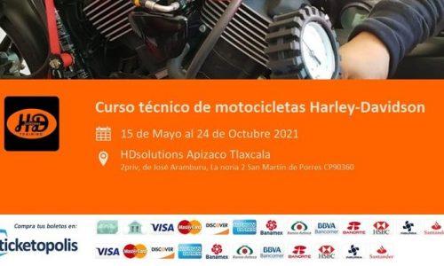 Técnico especialista Harley davidson