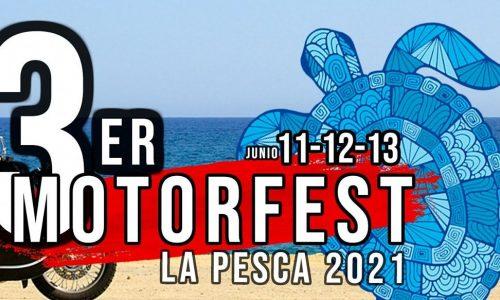 3er Motorfest La Pesca 2021