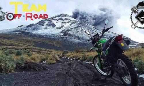 Motocamping Popocatépetl Off-Road