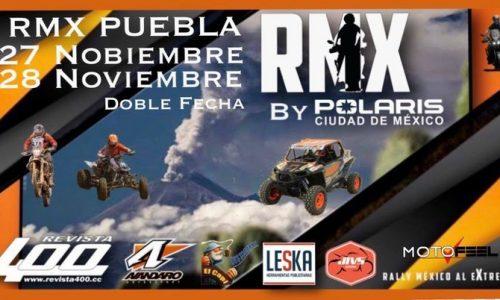 Rally RMX Puebla Experience 2020