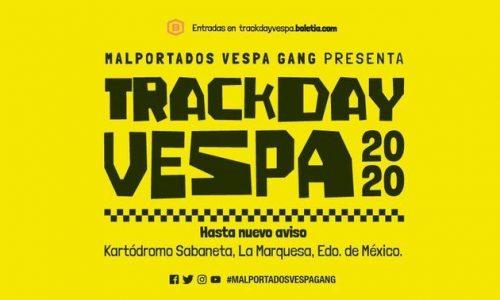 Trackday Vespa 2020