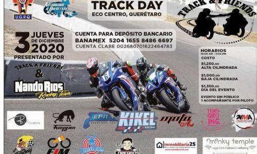 Track Day de Amigos