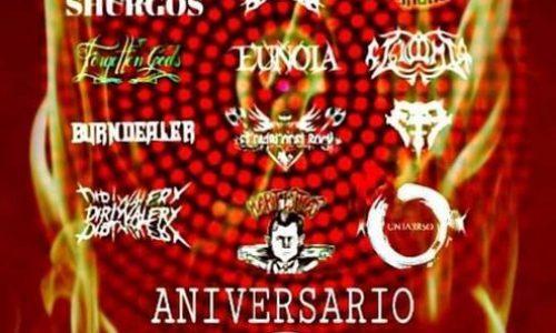 Dunkel Fest 2020 Y Aniversario De As De Espadas