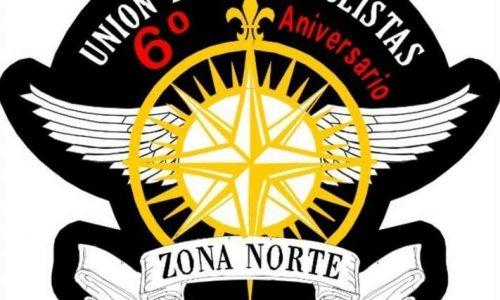 6to aniversario de la Unión de Motociclistas Zona Norte del Estado de México