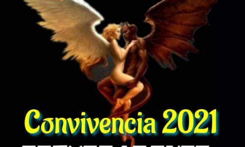 Convivencia Biker Ángeles o Demonios 2021