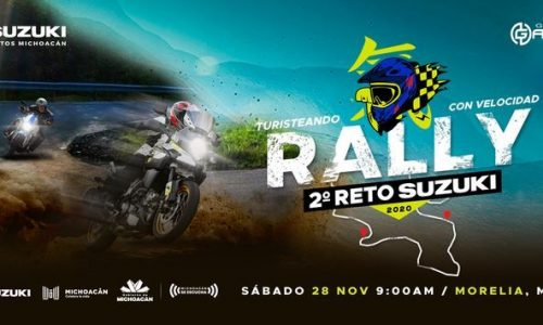 RALLY 2º RETO SUZUKI