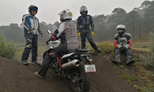 CURSO DE INTRODUCCIÓN AL OFF ROAD