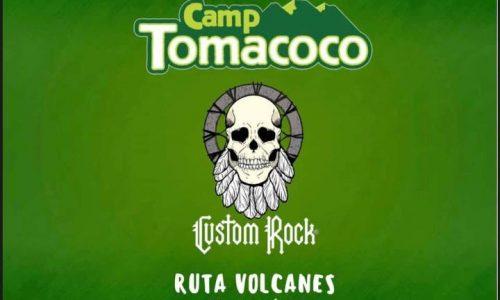 Campamento Tomacoco, Custom Rock