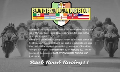 Baja International Tourist Cup