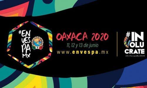 XI Encuentro Nacional Vespa México, Oaxaca 2021