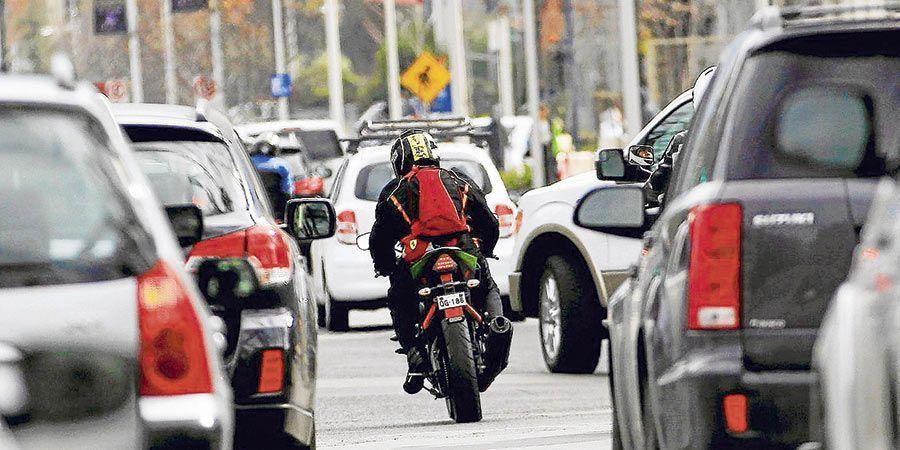 reglamento de transito para motos - 2