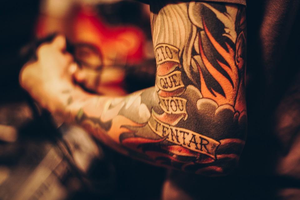 tatuajes para biker