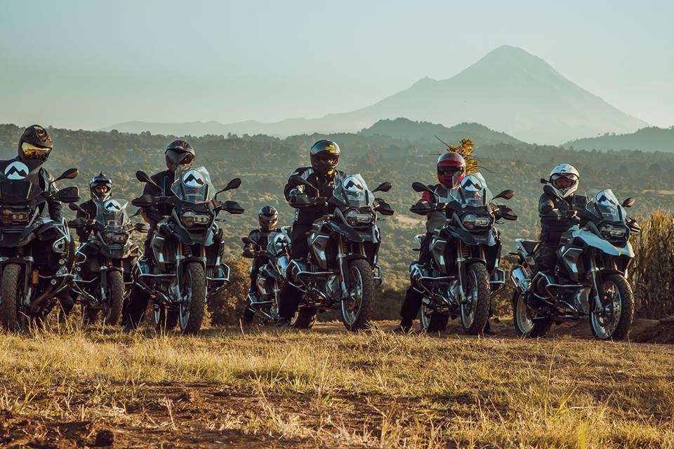 tours en moto - renta de motos en mexico