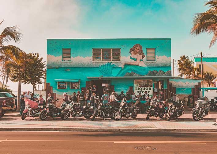 ciudad biker