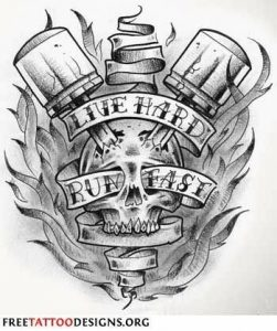 Tatuajes para bikers