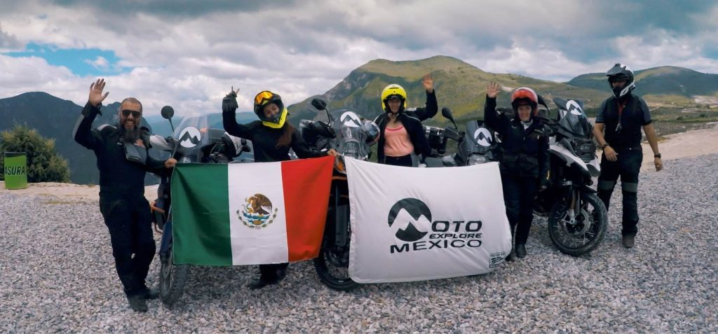 Motorcycle tours in Mexico