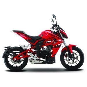 Conoce el nuevo color de la Vort-X 200 de ITALIKA