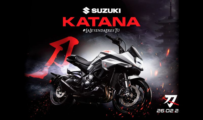 Katana 2020 ¡YA DISPONIBLE!